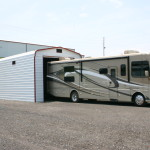 Large Metal Building by Steel Building Garages®