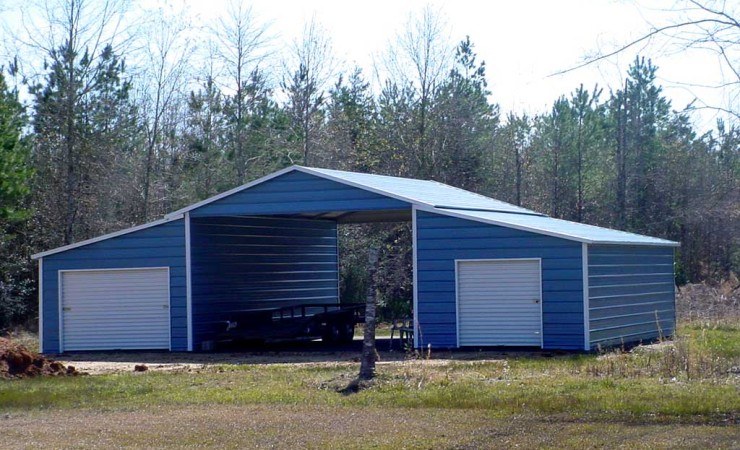 Metal Garage Uses: Horse Barns | Steel Building Garages