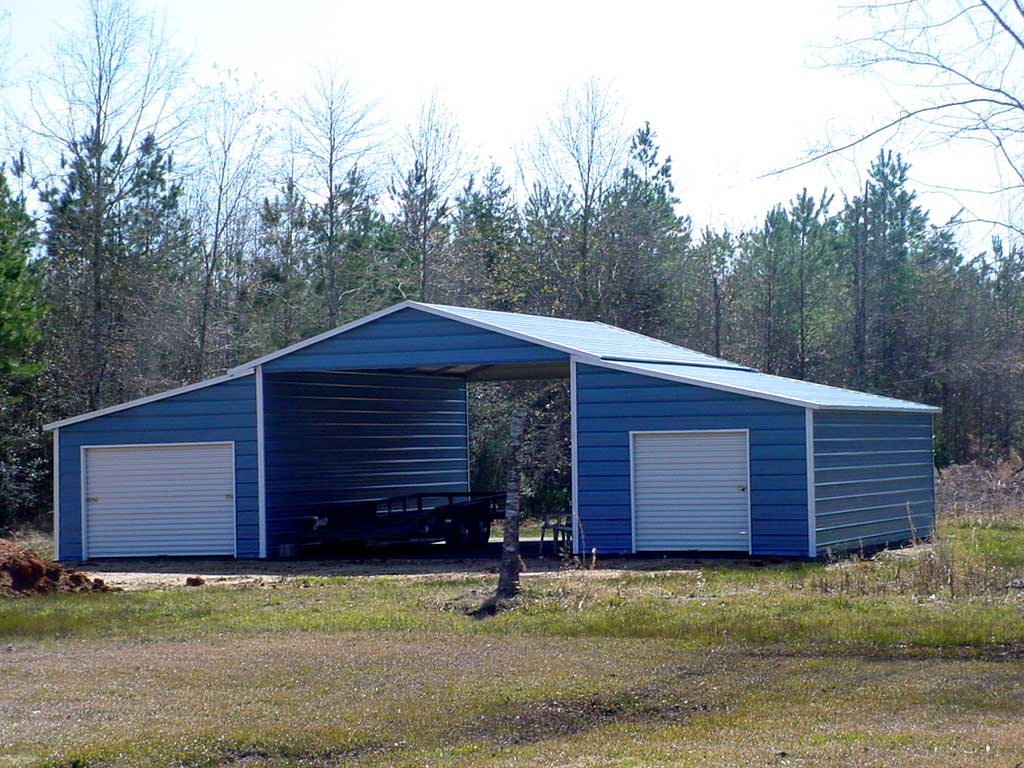 3 car garages for Barns and garages