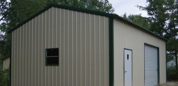 Custom Garage Buildings
