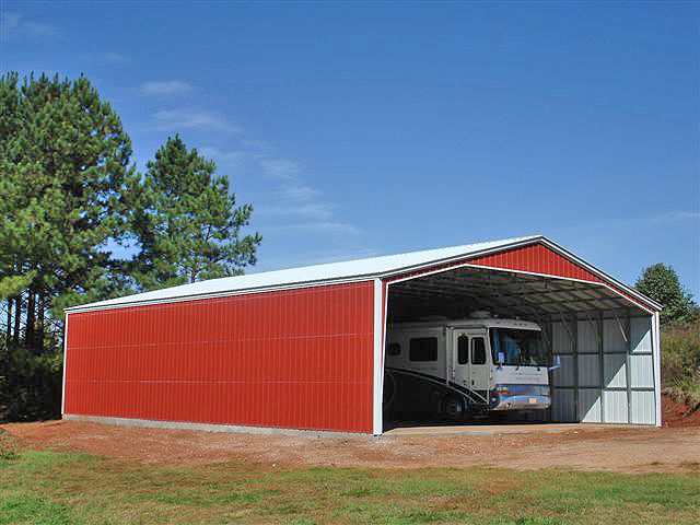 Metal Building Products And Styles Steel Building Garages