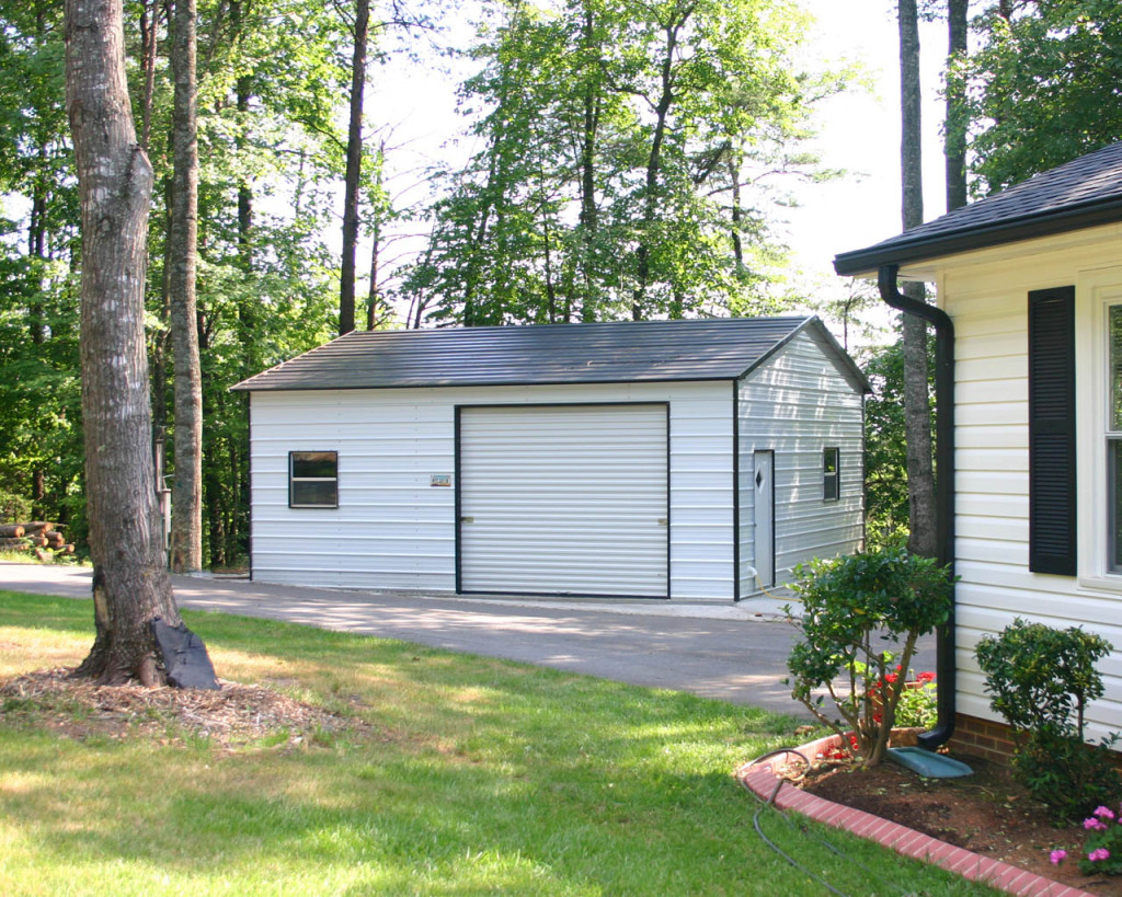 All Steel Garages : Metal garages for all your needs steel building