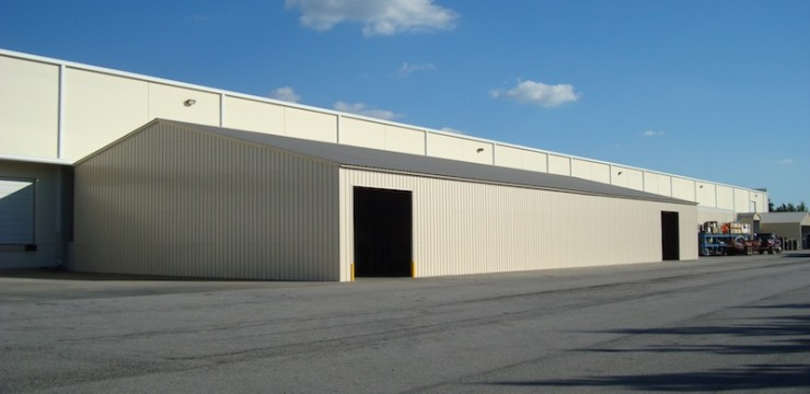 Large Metal Buildings