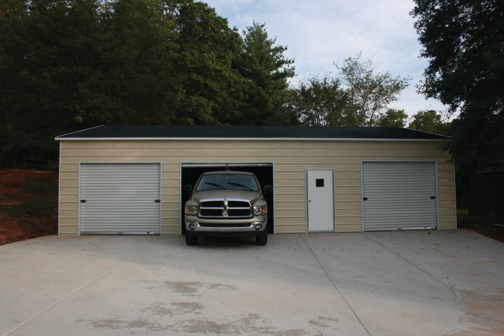 Metal garage uses car garage steel building garages for 3 car garage metal building