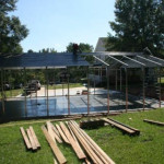 Steel building garages add to your home's value!