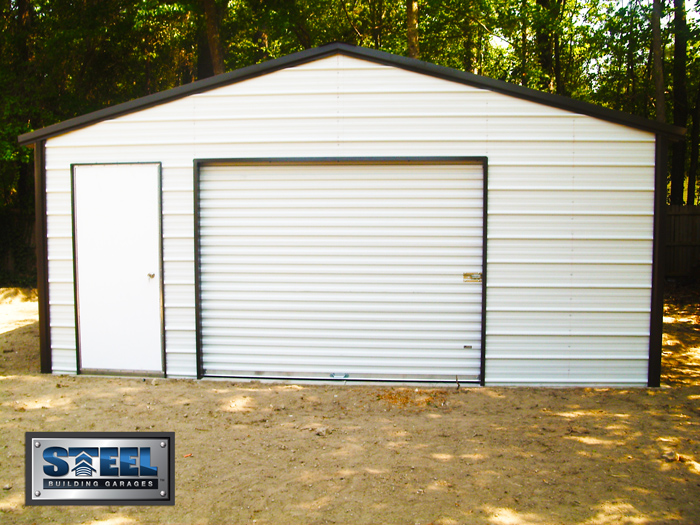 Steel Garage Buildings | Steel Building Garages
