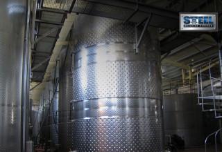 Steel Buildings as Distilleries