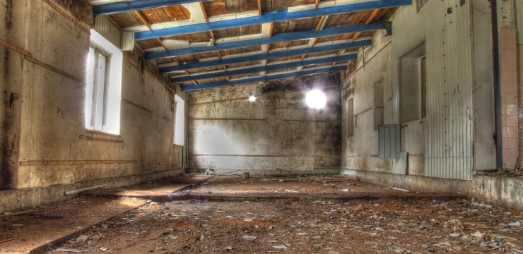Old Garages May Contain Harmful Asbestos