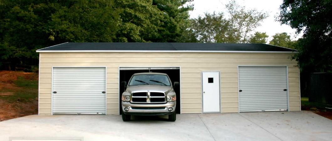 3 Car Garages Home Garage